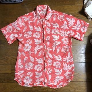 ジーユー(GU)のメンズ  tシャツ  とタンクトップ(Tシャツ/カットソー(半袖/袖なし))