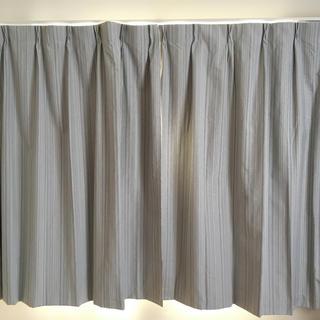 MUJI (無印良品) - 無印良品 遮光カーテン 100×135