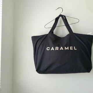 キャラメルベビー&チャイルド(Caramel baby&child )のcaramel baby&child トートバッグ ダークグレー(トートバッグ)