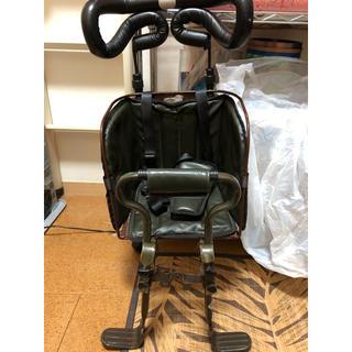 オージーケー(OGK)のOGK 子供乗せ自転車 後付け 前乗せ(自動車用チャイルドシート本体)