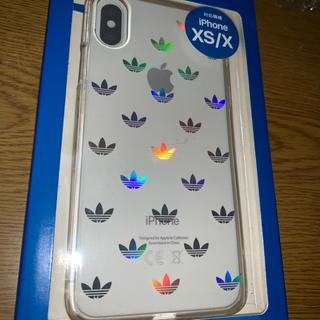 アディダス(adidas)のiPhoneX.Xs ケース adidas(iPhoneケース)