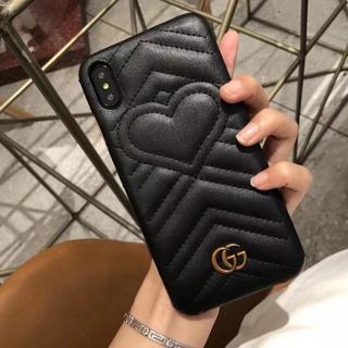 グッチ(Gucci)の【ブランドロゴ入♡】iPhone  X/ Xs対応スマホケース(iPhoneケース)