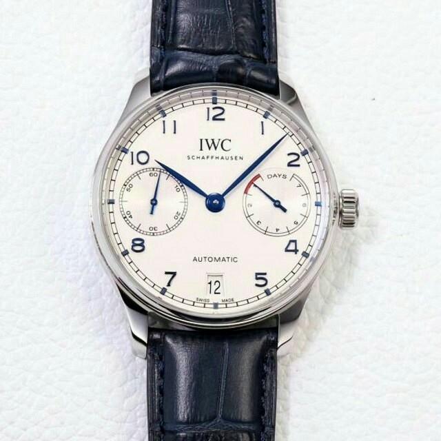 IWC - IWC ポルトギーゼ アナログ カレンダーIW500705の通販