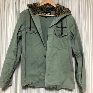 ショット(schott)のシャツジャケット Schott(ミリタリージャケット)