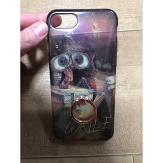 ディズニー(Disney)のディズニー映画「WALLE ウォーリー」  iPhone7ケース(iPhoneケース)
