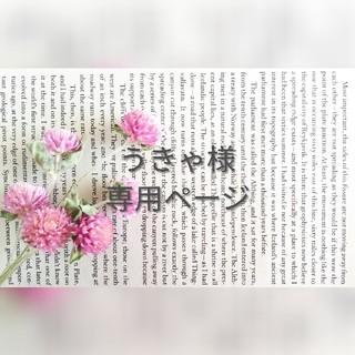 うきゃ様専用ページ(ドライフラワー)