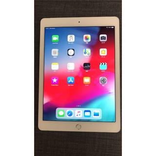 Apple - 美品中古!iPadAir2 wifi-cellular au 16G【041】