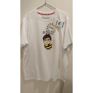 シマムラ(しまむら)のヒカキン/HIKAKIN しまむらコラボTシャツ サイズ3L(Tシャツ/カットソー(半袖/袖なし))