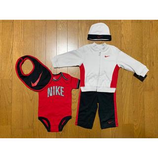 ナイキ(NIKE)の新品未使用 ナイキ 子供服 5点セット(6〜9ヶ月)(その他)