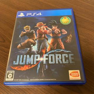 バンダイナムコエンターテインメント(BANDAI NAMCO Entertainment)のPS4 JUMP FORCE ジャンプフォース 美品(家庭用ゲームソフト)