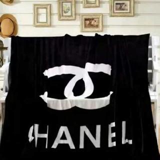 シャネル(CHANEL)の CHANEL ブランケット毛布(毛布)