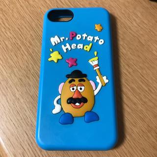 ディズニー(Disney)のiPhone7ケース ミスターポテトヘッド(iPhoneケース)