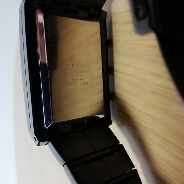ALBA(アルバ)のアルバ 腕時計 メンズの時計(腕時計(デジタル))の商品写真
