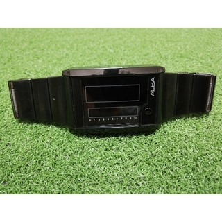 アルバ(ALBA)のアルバ 腕時計(腕時計(デジタル))