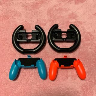 ニンテンドースイッチ(Nintendo Switch)のSwitchコントローラーオプション(その他)
