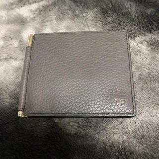 トムフォード(TOM FORD)のTOM FORD トムフォード  財布 マネークリップ(折り財布)
