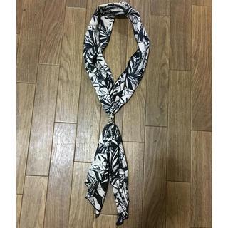 ジーナシス(JEANASIS)のJEANASIS スカーフ ピン付き(バンダナ/スカーフ)