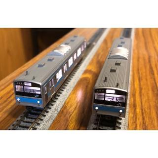 カトー(KATO`)のザック55様専用 KATO 10-523 205系 京浜東北線色 10両セット(鉄道模型)