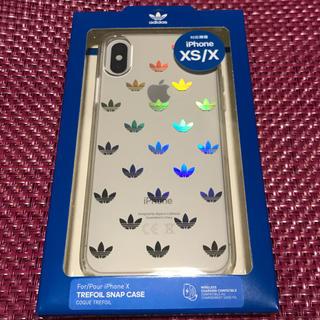 アディダス(adidas)のアディダス iPhoneケース【XS/X用】(iPhoneケース)