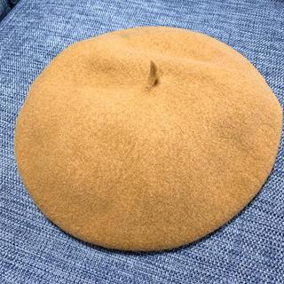 ☆未使用☆ベレー帽(ハンチング/ベレー帽)