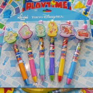 Disney - ディズニー    ボールペン    ピクサープレイタイム