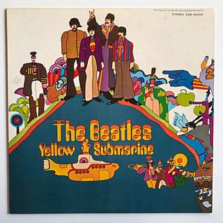 トウシバ(東芝)の1976年 国内盤 ザ・ビートルズ / イエロー・サブマリン サウンドトラック盤(ポップス/ロック(洋楽))
