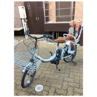 ブリヂストン(BRIDGESTONE)のBRIDGESTONE bikke 2016年購入電動自転車(自転車)