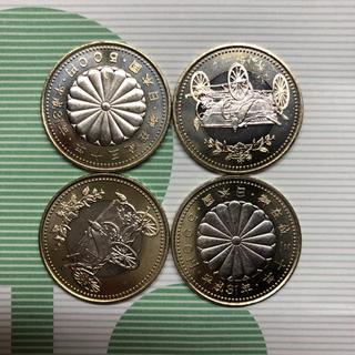天皇陛下御在位30年記念 記念硬貨 500円(貨幣)