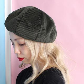 """ノートエシロンス(note et silence)のCAPH×Nine Tailor """" ハイカウントコール ベレー帽(ハンチング/ベレー帽)"""