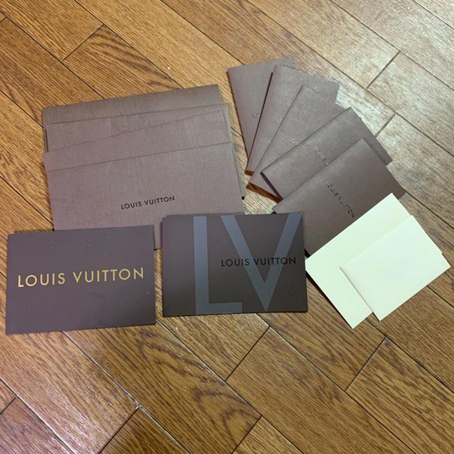 LOUIS VUITTON(ルイヴィトン)のルイビィトンレシート入れ レディースのレディース その他(その他)の商品写真