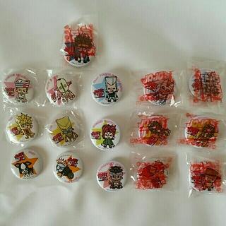 非売品ジョジョ缶バ16個(バッジ/ピンバッジ)