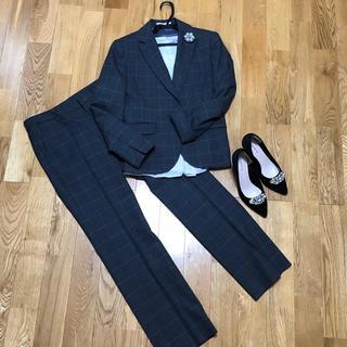 アオキ(AOKI)のパンツスーツ(スーツ)