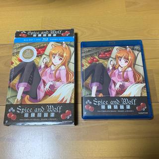 狼と香辛料 Blu-ray + DVD 8枚組 全26話収録(アニメ)