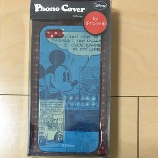 ディズニー(Disney)のiPhone5ケース ディズニー(iPhoneケース)