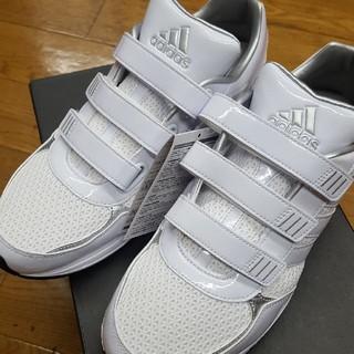 アディダス(adidas)のアディダス アップシューズ 白 27.0cm(シューズ)