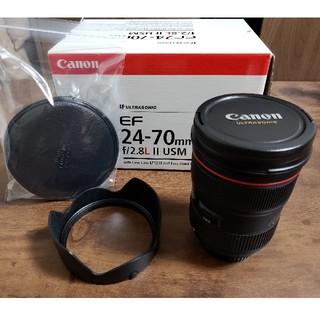Canon - Canon EF24-70mm f2.8L Ⅱ USM