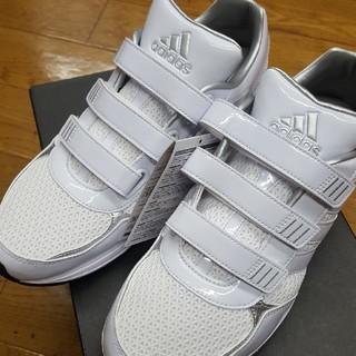 アディダス(adidas)のアディダス アップシューズ 白 27.5cm(シューズ)