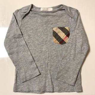 バーバリー(BURBERRY)のバーバリーカットソー80センチ(Tシャツ)