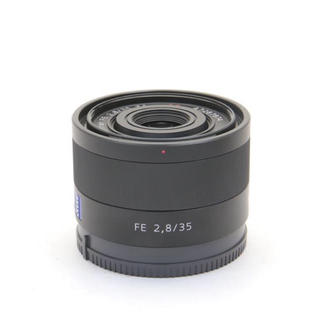 SONY - SONY sonnar t* FE35mm f2.8 ZA zeiss 美品