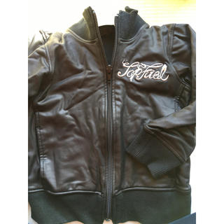 エフオーキッズ(F.O.KIDS)のトップヒューエルのレザージャケット(ジャケット/上着)