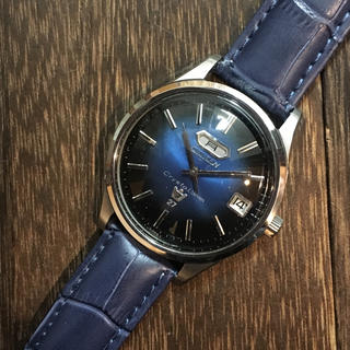 シチズン(CITIZEN)のシチズン クリスタルセブン 21石 稼働ジャンク(腕時計(アナログ))