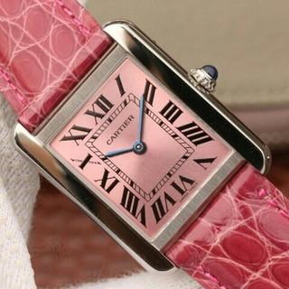 カルティエ(Cartier)のカルティエ タンクソロ SM W5200000 (腕時計)