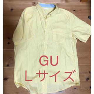 ジーユー(GU)のGU メンズシャツ 半袖(シャツ)