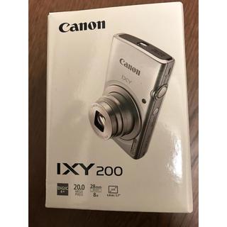 キヤノン(Canon)のキャノン デジカメ IXY200(コンパクトデジタルカメラ)