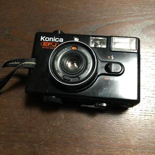 コニカミノルタ(KONICA MINOLTA)のフィルムカメラ(フィルムカメラ)
