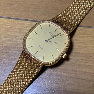 ロンジン(LONGINES)のロンジン 腕時計 動作未確認(腕時計(アナログ))