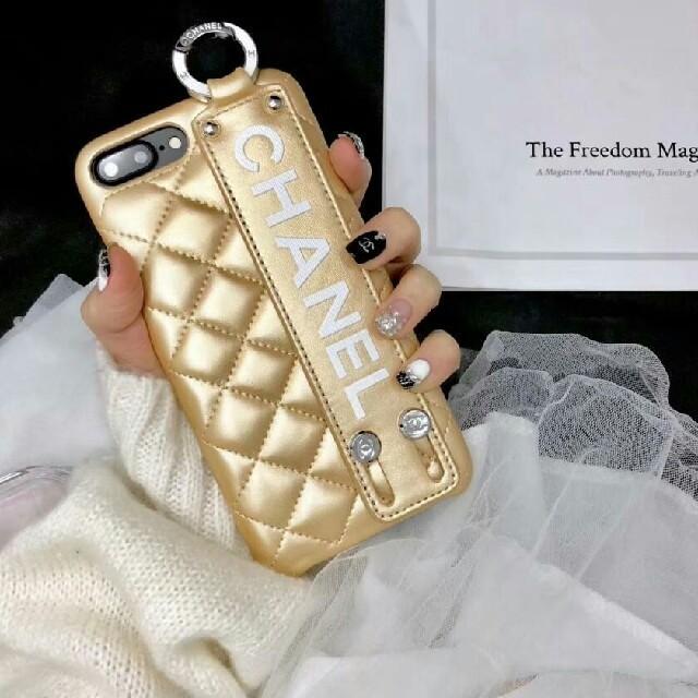 CHANEL - 人気新品 iPhone X ケース  の通販 by kiseono's shop|シャネルならラクマ