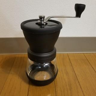 ハリオ(HARIO)のHARIO 手挽きセラミックコーヒーミル(調理道具/製菓道具)