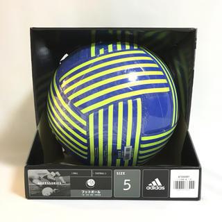 アディダス(adidas)の【新品】アディダス サッカーボール ネメシス クラブエントリー 5号球(ボール)