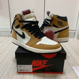 ナイキ(NIKE)のNIKE AIR JORDAN 1 ROOKIE OF THE YEAR 27(スニーカー)